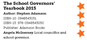 Book Review : The School Governors' Yearbook 2015